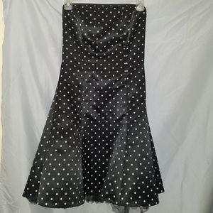 Jessica McClintock Formal Strapless Dress